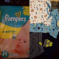 Babyboy newborn lot Winnipeg, R2R 2J5