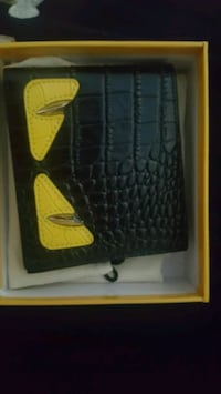 Fendi wallet crocodile eyes  Surrey, V3W 1Z5