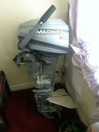 Mariner 15 outboard  Baltimore, 21225