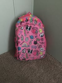 Justice Reversible backpack Sterling Heights, 48314