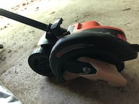 Black and decker edger Pelham, 03076