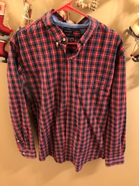 Large Chaps Button Up