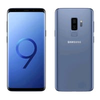 Samsung Galaxy s9 Plus  - factory unlocked with bo Springfield