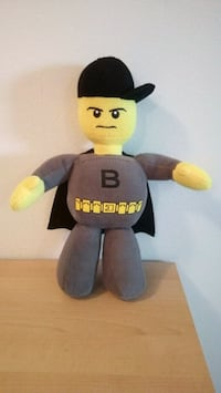 Lego  plush toy
