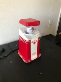 Nostalgia hot & fresh popcorn maker
