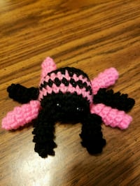 black and pink knitted textile Ontario, 91761