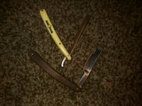 two black and brown handled knives North Las Vegas