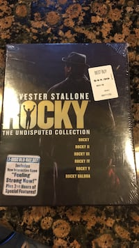 Rocky - The undisputed collection Blu-ray