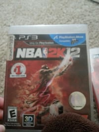 sony ps3 nba 2k12 Newburgh, 47630