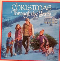 Antique reader's digest Christmas album Sherwood Park, T8A 0N9
