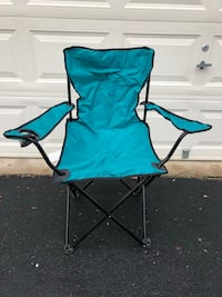 Green Collapsible Chair 30 mi
