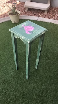 hand painted table Henderson, 89044