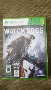 Watch dogs xbox 360 Courtice, L1E 3J9
