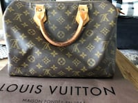 Louis Vuitton Speedy 30 bag Langley, V1M 3T3