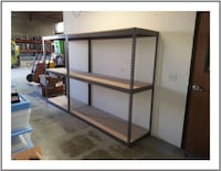 Warehouse Shelving 69 W x 24 D Boltless Industrial Rack New ! Los Angeles