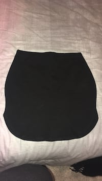 Black mini skirt Surrey, V3S 1M3