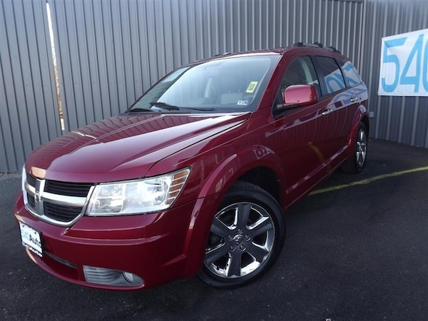 2010 DODGE JOURNEY R/T cad81c79-6303-481a-ab59-621f7c066b02