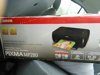 Canon Pixma MP280 printer box