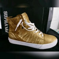 Gold SkyTop Supras Riverview