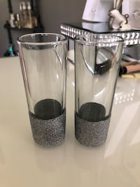 2 sparkly shot glasses Chilliwack, V4Z 0A3