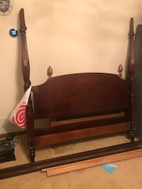 Full Four Poster Bed