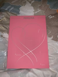 BTS Map Of The Soul: PERSONA - Version 3 Toronto