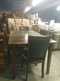 Family Dining Table with four chairs High Point, 27260