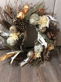 Beautiful fall wreath Vaughan, L4H 1H6