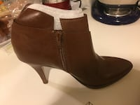 Women's Leather Ankle Boots VANCOUVER