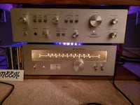 Looking for vintage and silver audio.