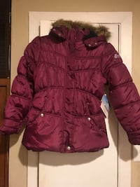 Girl's coat size 10/11 Brand New w/ tags Norfolk, 23518