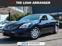 2012 Nissan Altima with 127,321km and 100% Approved Financing Toronto