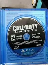 Call of Duty: Ghosts (PS4) Spruce Grove, T7X 0K3