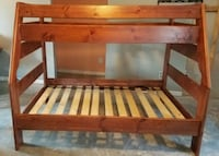 Trendwood Sierra twin over full bunkbed Hampstead, 28443