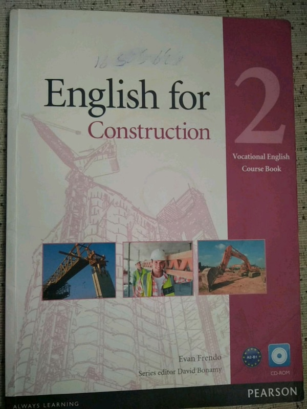 English for construction book 0