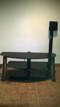 Meuble Tele avec support/montage: Solid TV stand with bracket MONTREAL