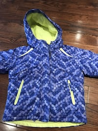 Columbia winter snow suit (jacket and pants) - size 4/5 Toronto, M2N 5W8
