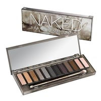 "NEW Urban Decay ""Naked Smokey"" Eyeshadow Palette Toronto"