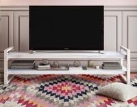 White Marble TV Stand Chevy Chase, 20815