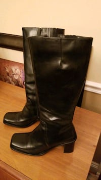 Leather boots Poolesville, 20837