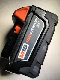 Milwaukee New battery M18- XC 3.0: Red Lithium. Batería nueva Los Angeles, 91343