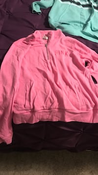 Victoria secret pink. ( pink size medium) ( teal baggy bf fit size XS) Fayetteville, 13066