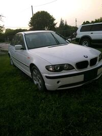 white BMW sedan Edinburg, 78542