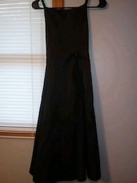 Black home coming or prom dress, Size 14 Bellevue, 68005