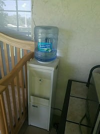 Ice cold water dispenser for office or home!! Jupiter
