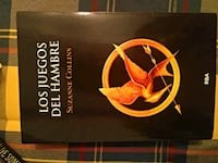 The Hunger Games de Suzanne Collins book Madrid, 28027