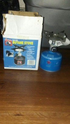 Butane portable out door camping stove