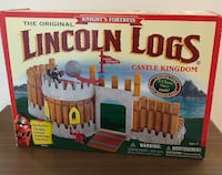 Lincoln Logs Castle Kingdom Sterling, 20165