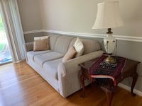 Sofa Set with side tables and lamps Potomac, 20854