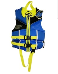 Child life vest Washington, 20018